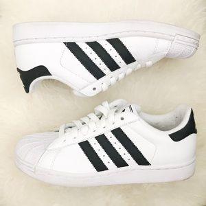 Adidas Superstar II (Kids) White/Black