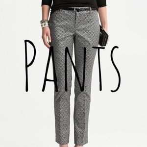 Pants - Much more coming this week