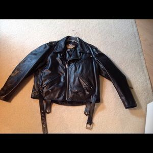 Harley Davidson Mens Leather XXL Worn Once