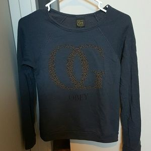 Obey Sweaters - Obey crew neck