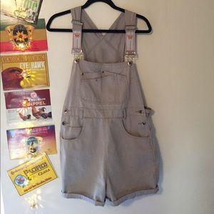 Reclaimed Vintage Pants - Cute Comfy Vintage Overalls