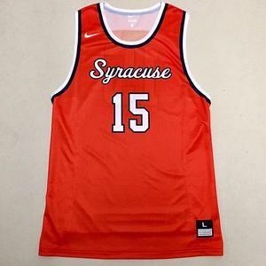 Nike Other - Syracuse University - Nike Men's Bball Jersey  🏀