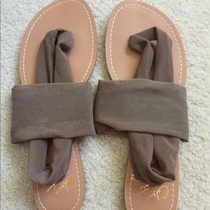 Colin Stuart Shoes - Brand New Collin Stuart Strap Sandals