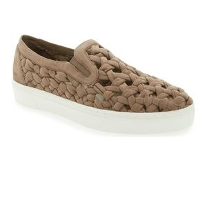 1. State Shoes - 1. State woven Delphin ultra suede sneakers