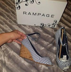 Rampage Shoes - Rampage Wedges