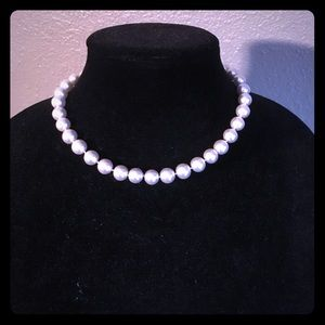 Cookie Lee Jewelry - Cookie Lee Pearl adjustable choker