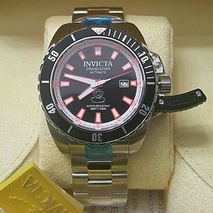 Invicta Other - Weekend sale, $700 Invicta GRAND Automatic watch
