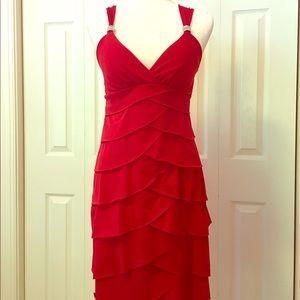 La Belle  Dresses & Skirts - Red Party Dress