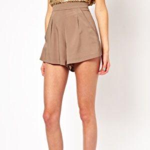 Naven Pants - NWT NAVEN Marylyn High Waist Shorts