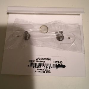 Fossil Jewelry - NWT fossil rose gold stud earrings