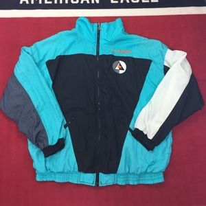 Le Coq Sportif Other - VTG Le Coq Sportif Zip Up Jacket