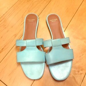 Cole Haan Shoes - Cole Haan shoes sandals blue
