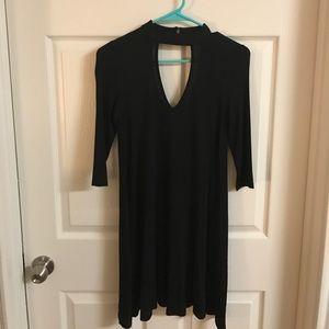 Soulmates Dresses & Skirts - SOULMATES Black Dress with Choker