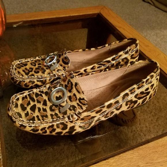 Gabina Naturalizer Leopard Shoes   Poshmark