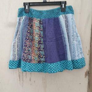 Dresses & Skirts - ♥Confess Fabric Swatch Skirt♥