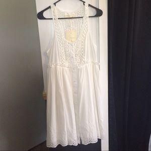 A'Reve Dresses & Skirts - NWT A'Reve Crochet Dress