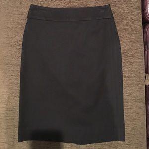 Banana Republic Sloan Pencil Skirt Black 2