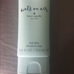 kate spade ♠️ walk on air body lotion