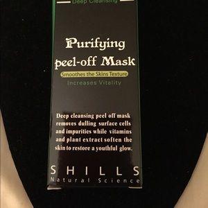 Other - Shills genuine black mask