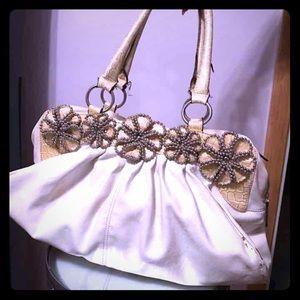 Nicole Lee Handbags - Nicole Lee beaded floral