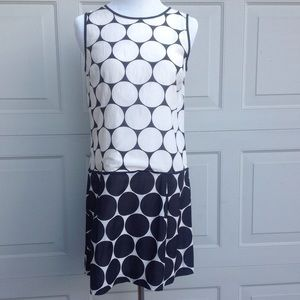 Ann Taylor Dresses & Skirts - Ann Taylor Loft Polka Dot - Size 6P