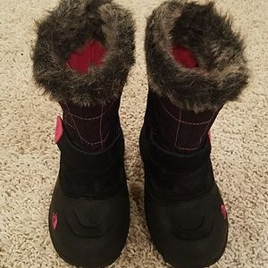 The North Face Girls boots.  Sz 2