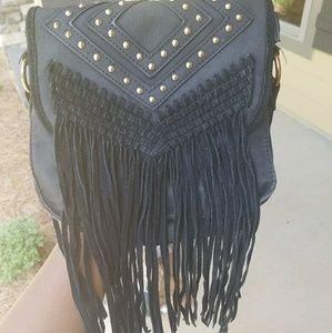Deena & Ozzy Handbags - 💋Fringe bag!