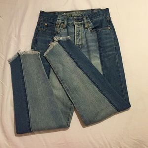 American Eagle Outfitters Jeans - MAKE OFFER :) NWT Truly Two Vintage Hi-Rise Jeans