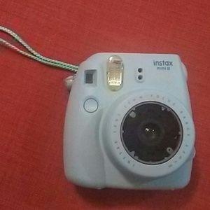 Fujifilm Other - Light Blue Instax Mini 8