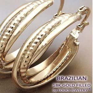 Jewelry - Brazilian Style earrings