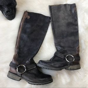 Steve Madden Shoes - Steve Madden genuine leather high riding boots