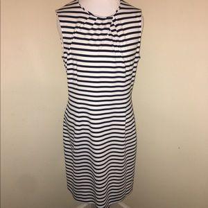 SALE Kate Spade striped sheath dress