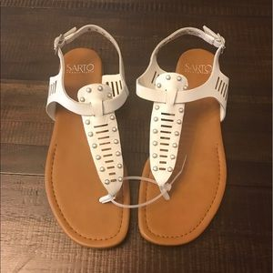 White Sandals | Franco Sarto