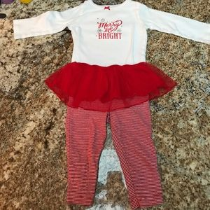 Carter's Other - Christmas outfit