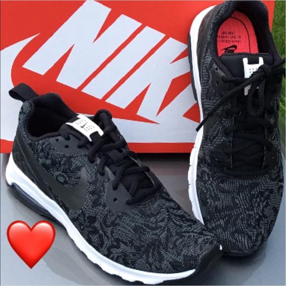 166c0e9b776e New Nike Air Max Motion ENG Black Print. ❤ ❤ ❤️
