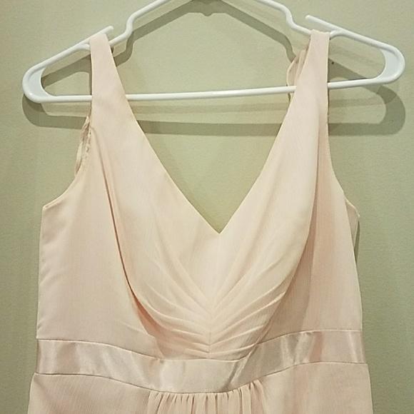 75 Off David 39 S Bridal Dresses Skirts Flowy Blush Pink