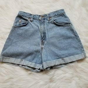 Levi's Pants - Vintage Levi's 910 high waist mom jean shorts