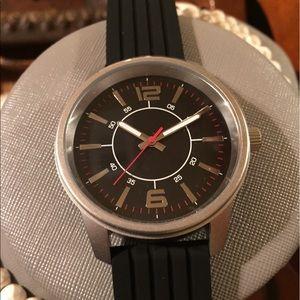 Silpada Design Looking Sharp Watch NWT