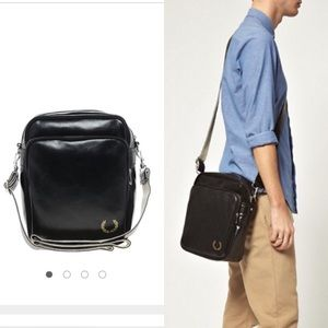Fred Perry Other - FRED PERRY - black crossbody side Bag