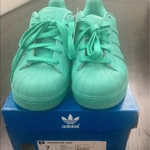 adidas Shoes - Superstar Adidas with xeno 3m technology