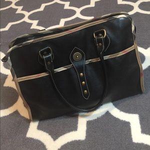 Burberry Handbags - Burberry satchel purse