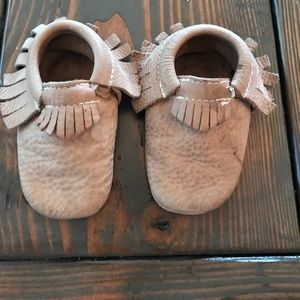 Freshly Picked Other - 💯 authentic Freshly Picked  baby moccasins