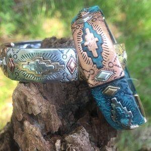 🌵HP🌵 Southwestern Tribal Stretch Bracelet