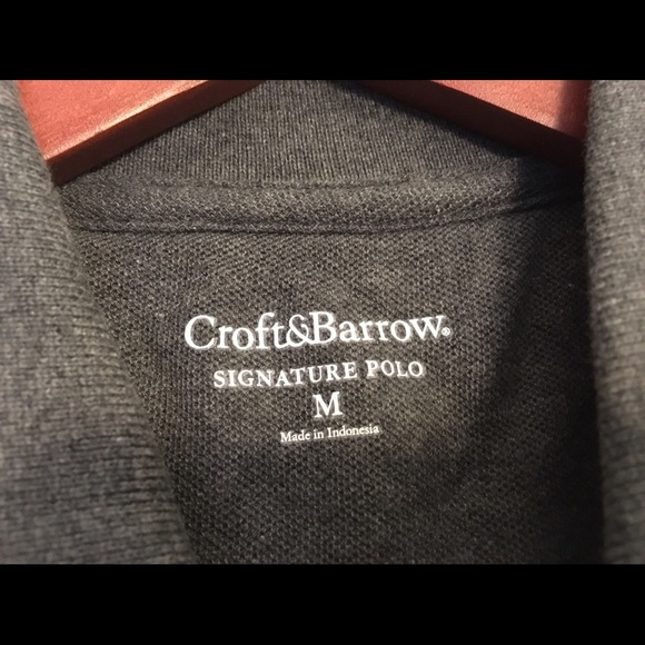 50 off croft and barrow other men croft and barrow polo for Croft and barrow womens polo shirts