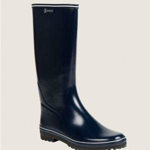 Aigle Shoes - Aigle water boots.  Model is Venise