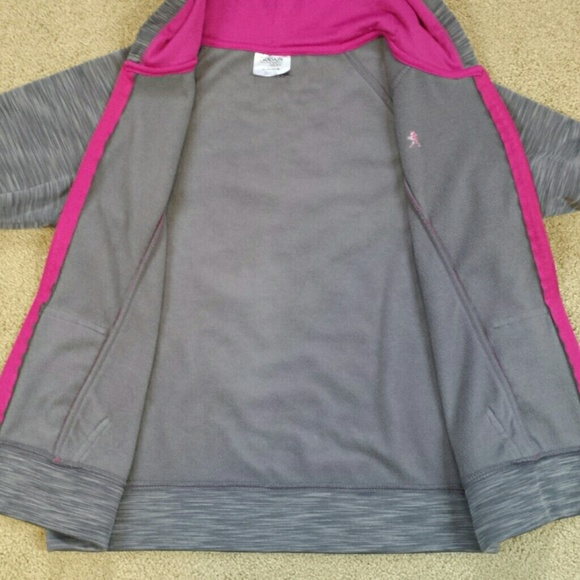 Danskin Now - Girls sz XL Danskin Now jacket with thumb ...