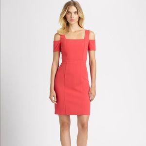 BCBG size 2 coral dress