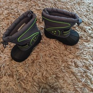 thermolite Other - Toddler Boy Snow Boots - Size 5/6