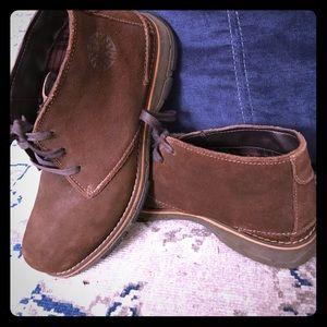 Dunham Other - Dunham brown suede boots