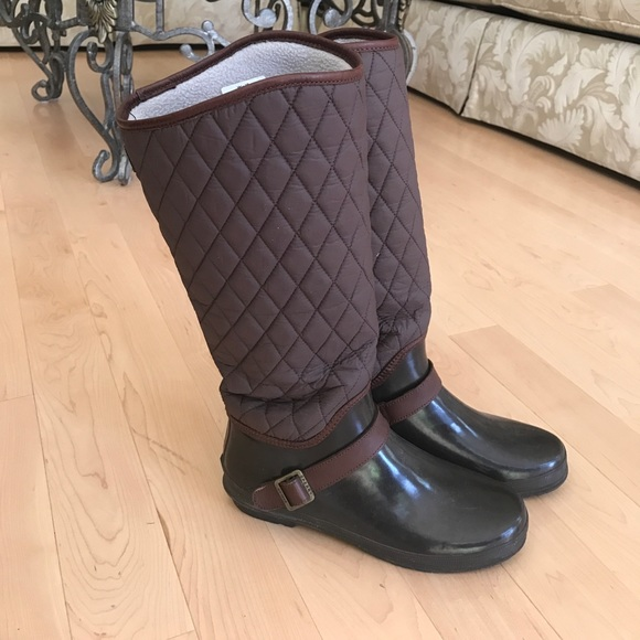 Sperry Shoes | Sperry Quilted Rainboots
